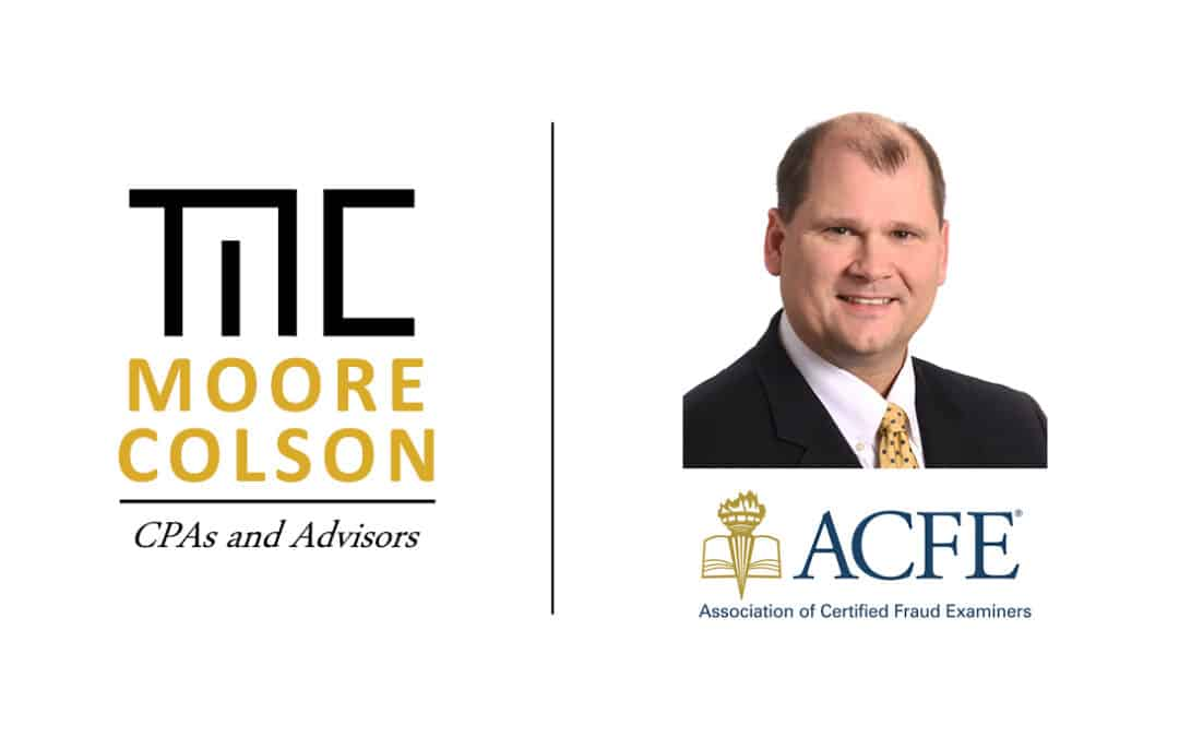 Moore Colson Director Lloyd Lane Announced as Board Member of the Georgia Chapter of the Association of Certified Fraud Examiners