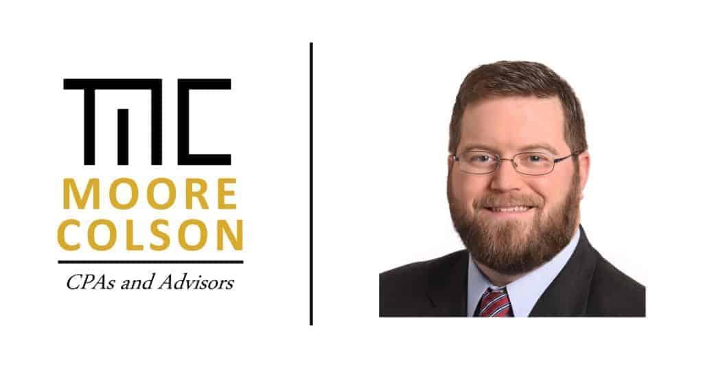 Moore Colson Promotes Steven Bailey to Partner - Atlanta CPAs and Advisors