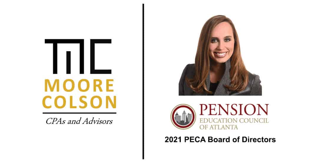Moore Colson Partner Candace Jackson Appointed to Board of Directors for the Pension Education Council of Atlanta